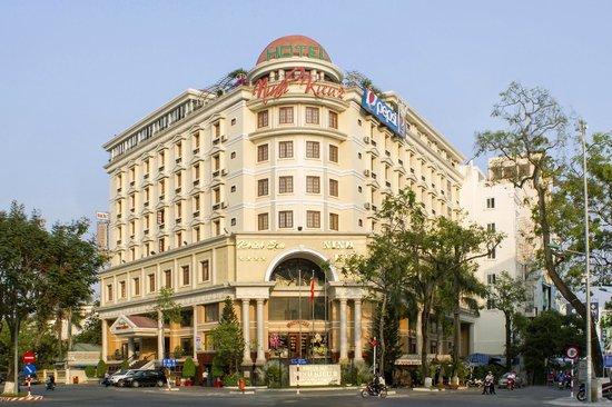 Ninh Kieu 2 Hotel : main area