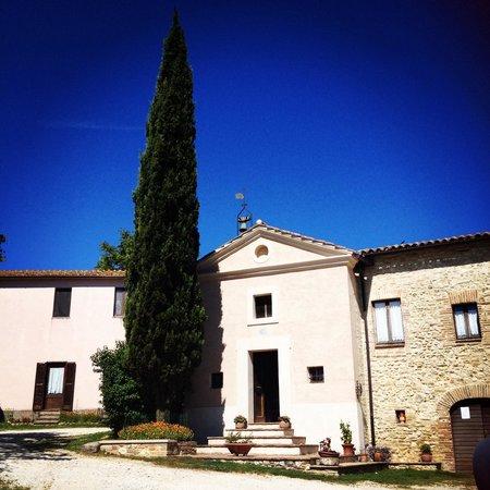 Agriturismo San Cristoforo : Chiesa