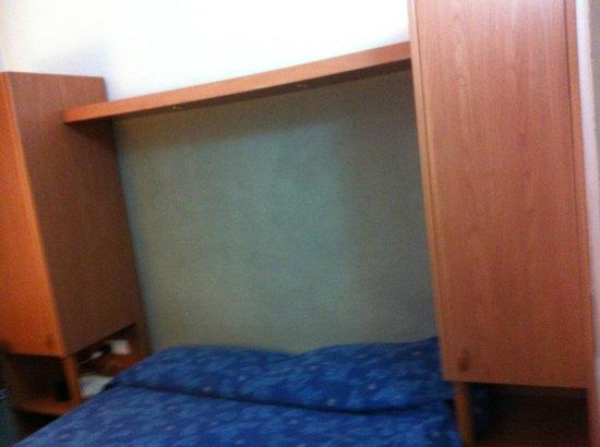 Ca' Bragadin Carabba : small stinky room
