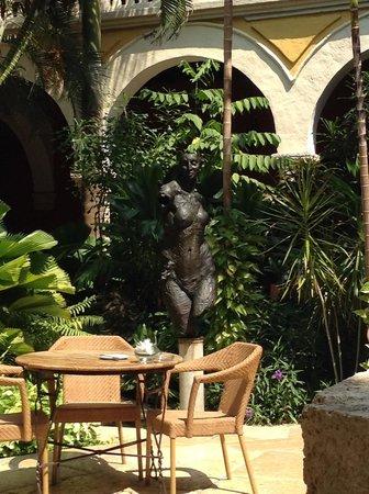Sofitel Legend Santa Clara: Hotel Gardens 1