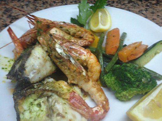 Liberty Kitchen: Fish Platter
