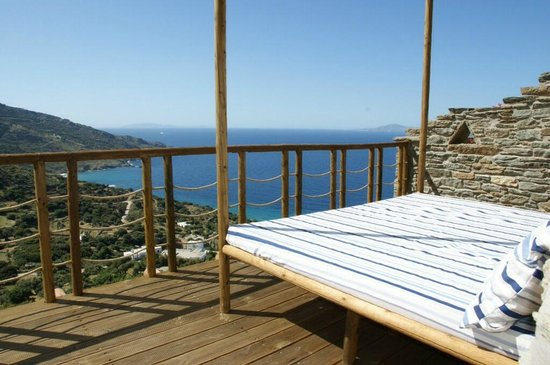 Aegean Castle: DAY BED
