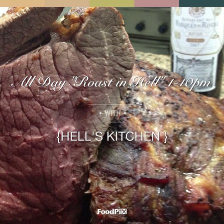 Liberty Kitchen: All Day Sunday Roast