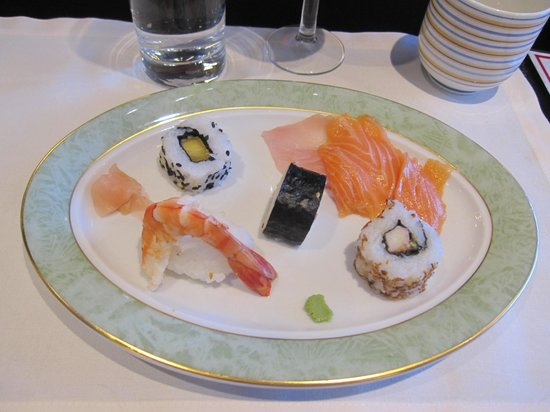 Enotel Lido Madeira : Entrée au restaurant Japonais