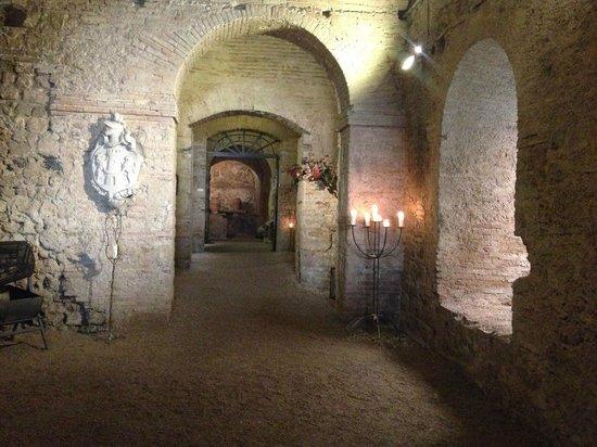 Rieti's Underground : Rieti sotterranea, ingresso
