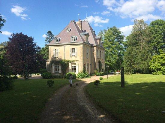 Chateau de la Presle : week end au chateau