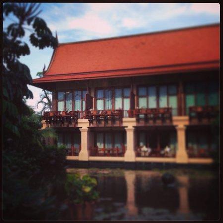 Anantara Hua Hin Resort: Lagoon rooms