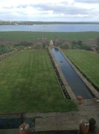 Quoy of Houton : the gardens