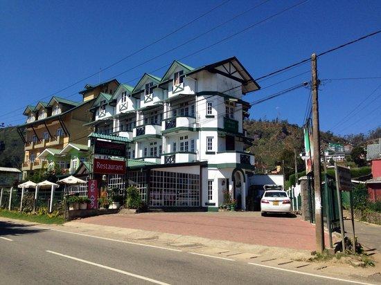 Collingwood Hotel: Hotel