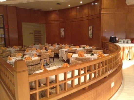 STEIGENBERGER Kantaoui Bay : Restaurant Asiatique Hotel RIU Imperial Marhaba