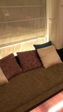 SSAW Boutique Hotel Shanghai Bund: 双人床房-舒适窗台区