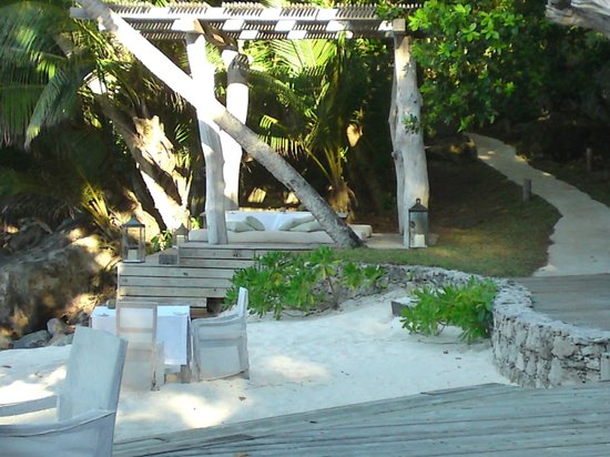 North Island Seychelles: nice and very comfortable