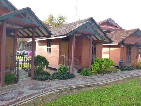 De Palma Hotel Kuala Selangor: bungalow