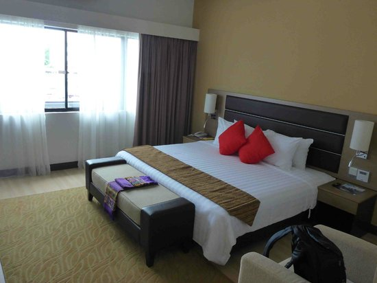 TH Hotel & Convention Centre Terengganu: our room