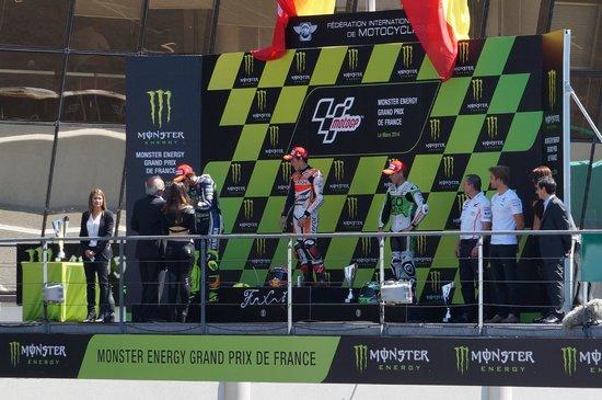 Circuit des 24 Heures : Winners 2014 Moto GP