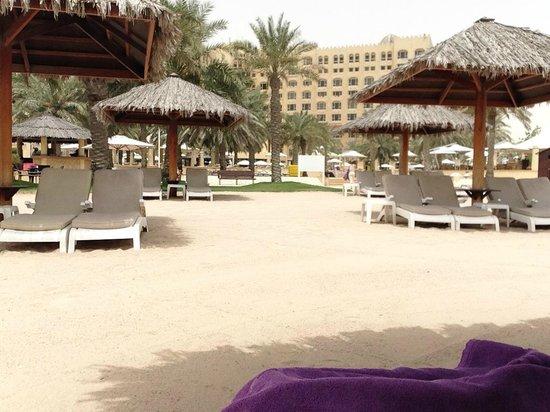 InterContinental Doha: La spiaggia
