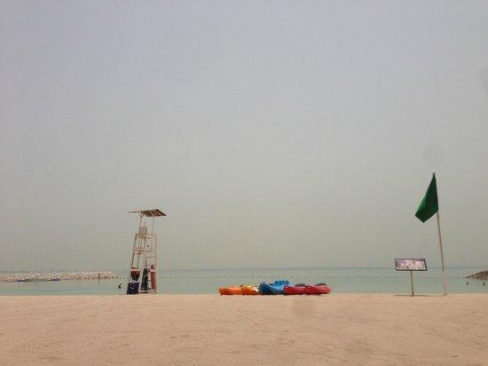 InterContinental Doha: La Spiaggia dell'Hotel