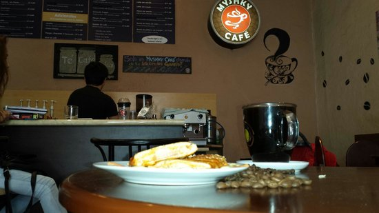 Myshky Café