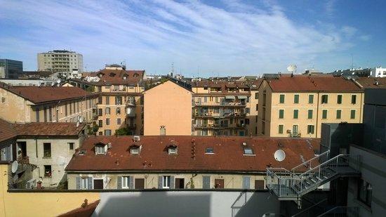 ADI Hotel Poliziano Fiera: View from the room (623)