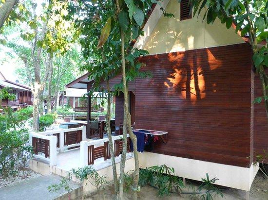 Shari-La Island Resort: bungalow