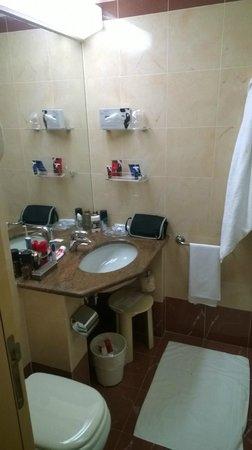 ADI Hotel Poliziano Fiera: Bathroom (623)