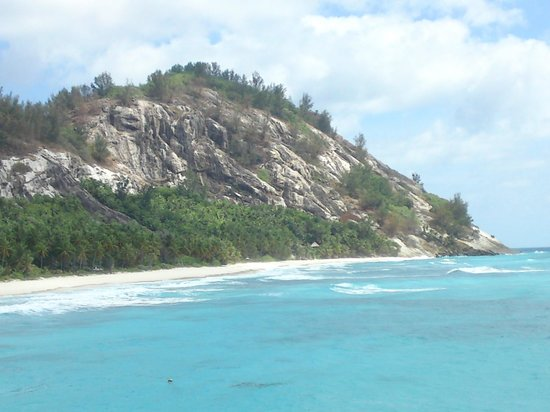 North Island Seychelles: nice view
