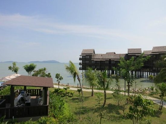 Langkawi Lagoon Resort : sea villas