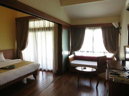Langkawi Lagoon Resort: bedroom