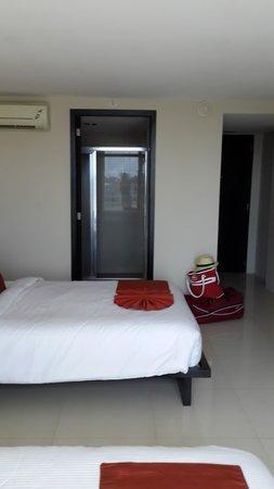 Hotel El Espanol Paseo de Montejo: номер