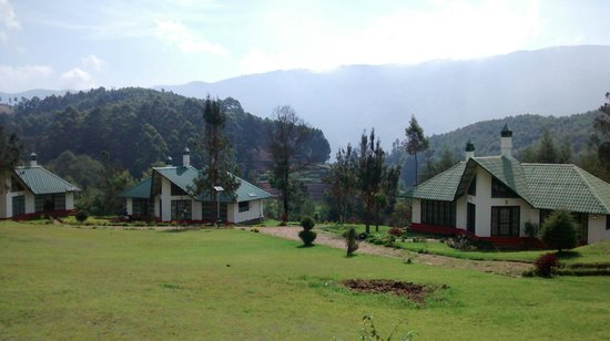 Camp Noel : Surrounding view of other cottages
