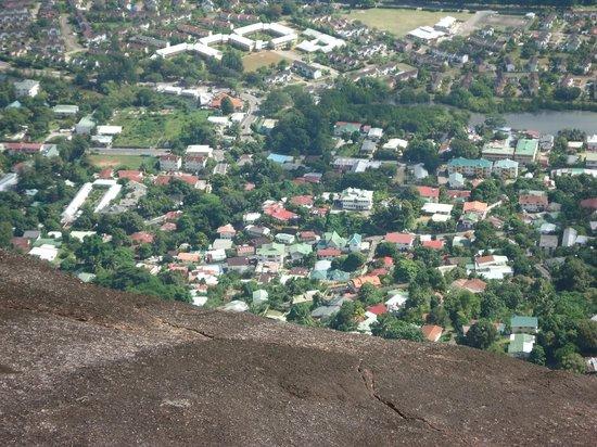 Copolia Trail: in town