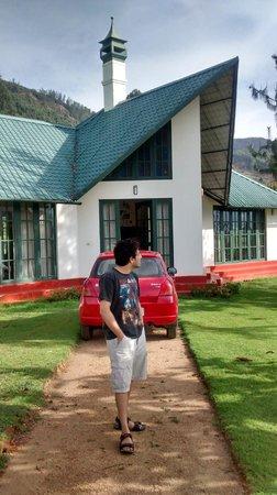 Camp Noel: Our cottage