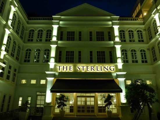 The Sterling Boutique Hotel Melaka: front