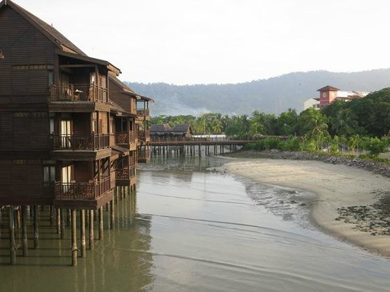 Langkawi Lagoon Resort: view from balcony