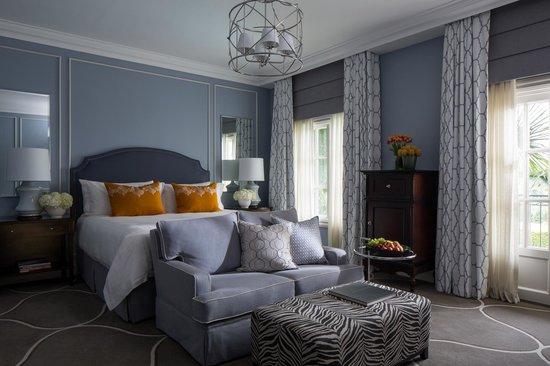 Four Seasons Hotel The Westcliff Johannesburg: Deluxe Room
