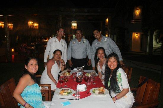 Laguna Suites Golf & Spa: On our last night!