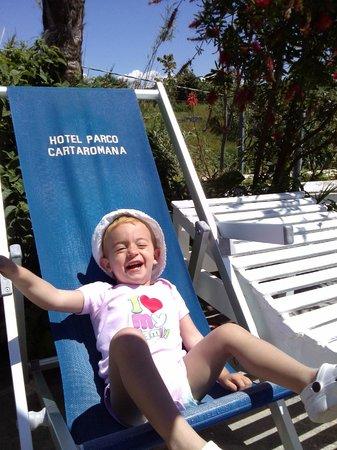 Hotel Parco Cartaromana: gioia di vacanza spensierata