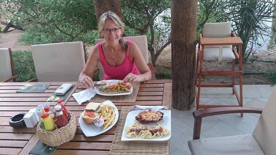 Dahab Paradise : delicious dinner