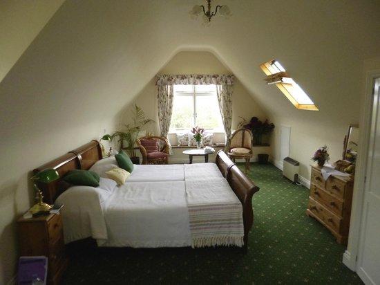 La Sablonnerie: First floor room