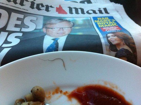 Novotel Brisbane Airport: Breakfast May 2014