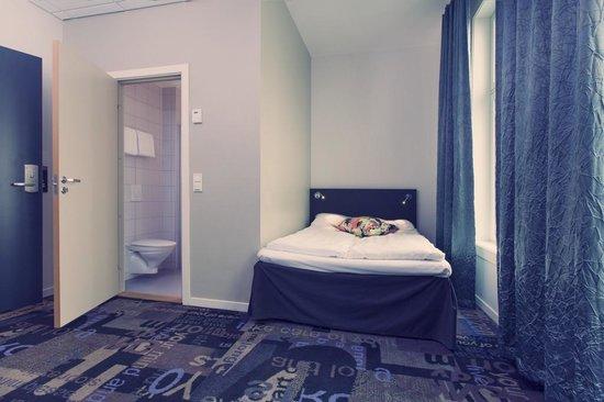 Comfort Hotel Boersparken: Family room bed 2