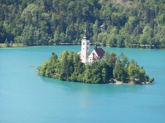 Kompas Hotel Bled - Lake Bled is utterly stunning