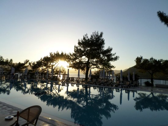 TUI Sensimar Marmaris Imperial Hotel : View from the bar
