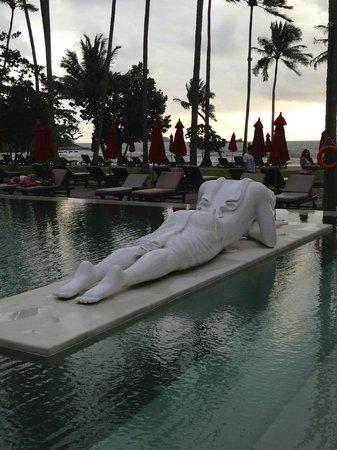The Emerald Cove Koh Chang : Вот такой необыкновенный бассейн)))