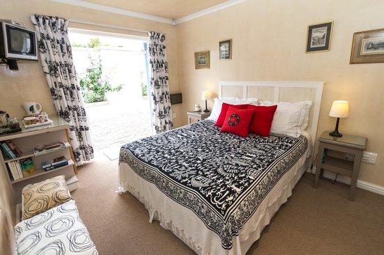 Cornerway House: Terrace room