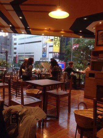 L'OCCITANE CAFE: Второй этаж
