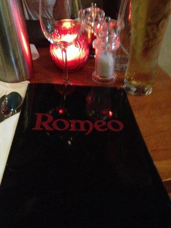 Romeo Ristorante Italiano & Pizzeria: Nice setting