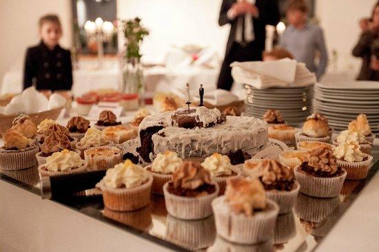 Mr. Cake Cologne: Hochzeitstorte