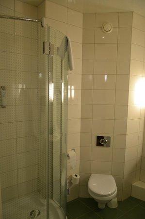 Hotel Ibis Moscow Paveletskaya : Ванная