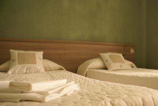 Hotel Lux: Camera doppia